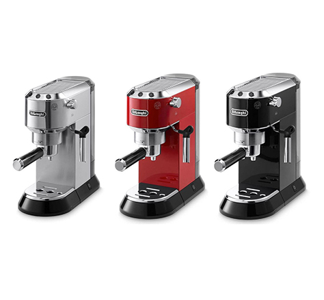 מדהים מכונות קפה ביתיות | מכונת קפה טחון ופודים | דלונגי - DELONGHI UM-29